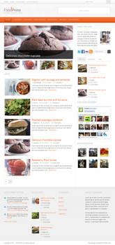 Food Press Recipe WordPress