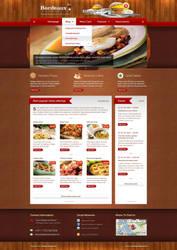Bordeaux Restaurant WordPress