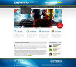 Oxygen Business WordPress