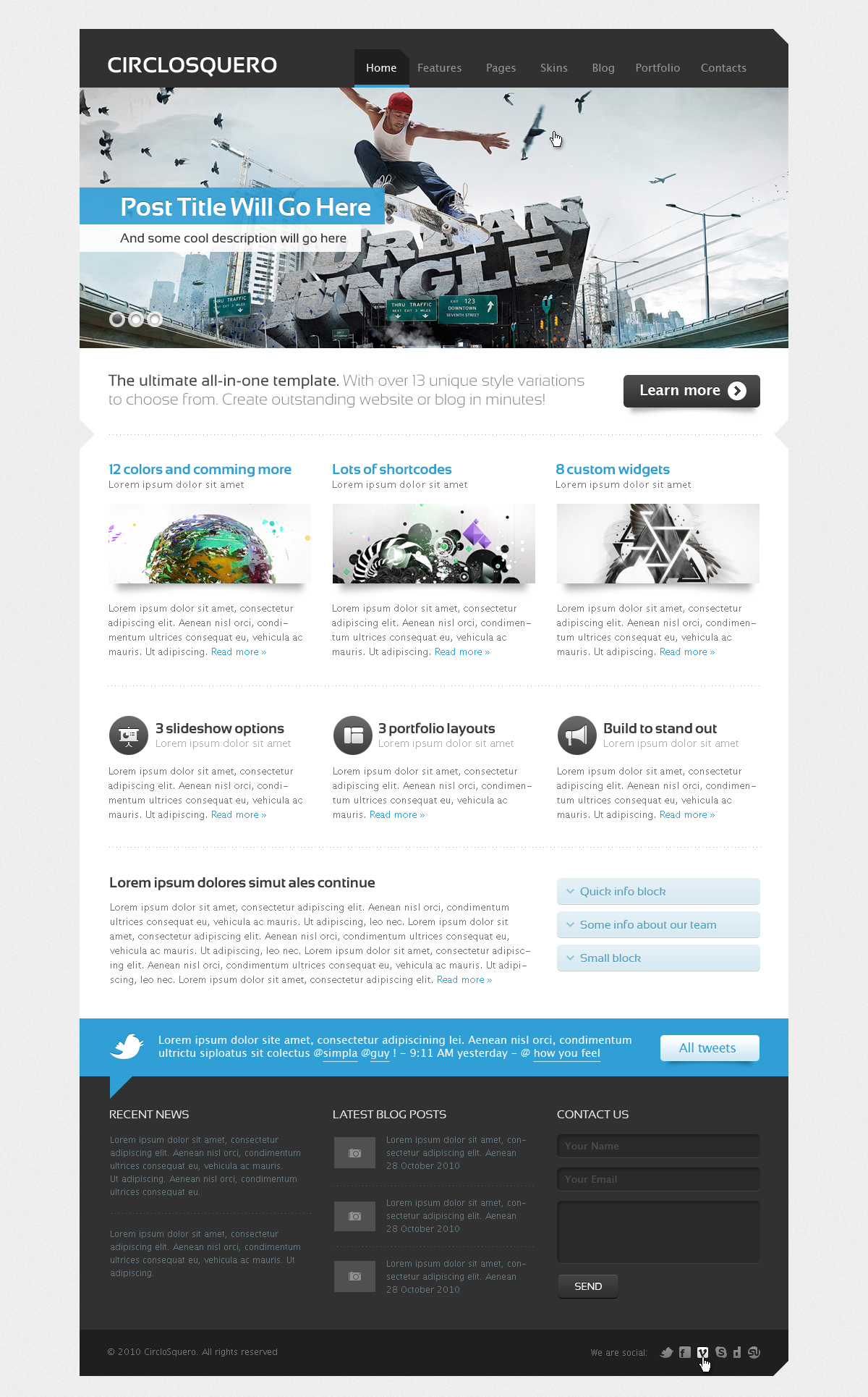 CircloSquero AIO WordPress