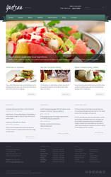 Gusteau WordPress Theme