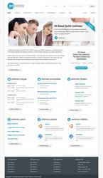 Evento WordPress Theme