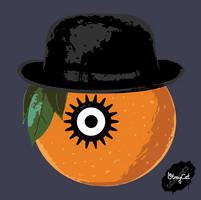 Clockwork Orange by StrayCatGraphics
