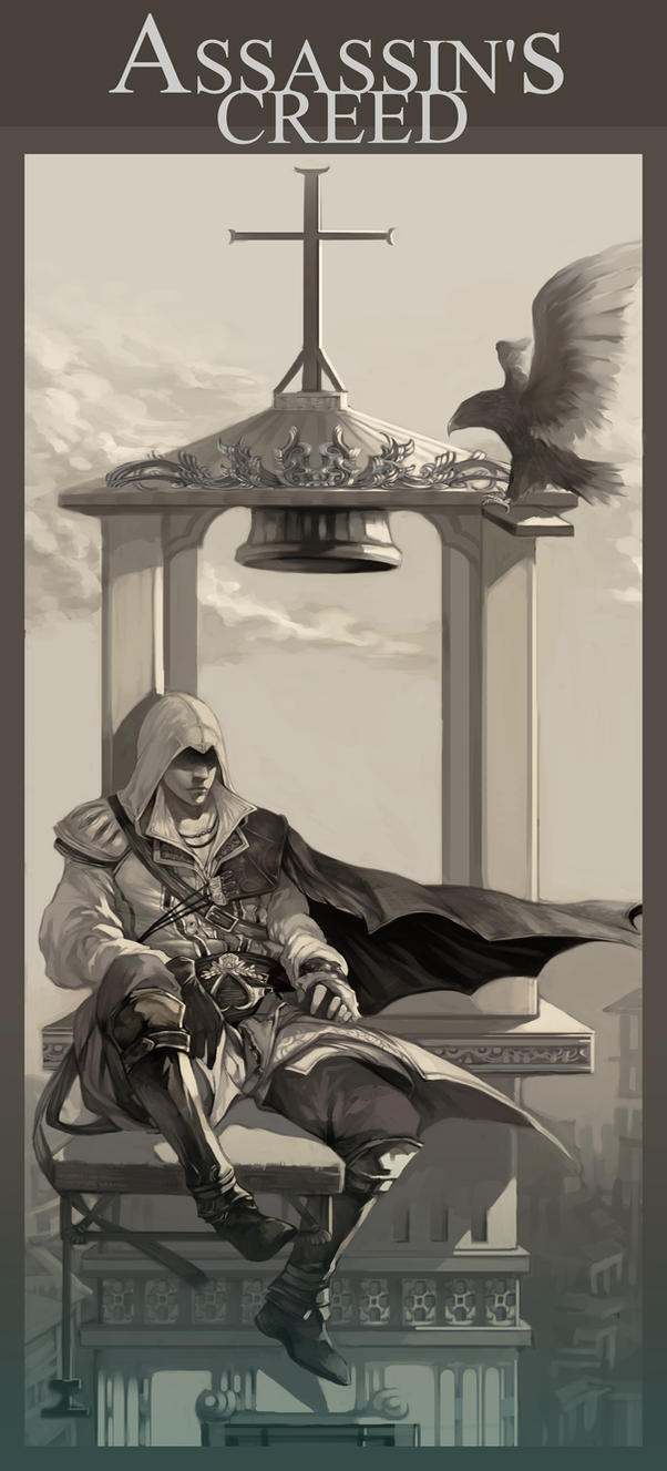 AC-EZIO by White-corner