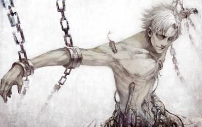 Fate zero Matou Kariya by White-corner