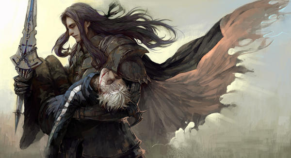Lancelot, the Eclipsed Knight. Fate_zero_matou_kariya_berserker_by_white_corner-d4y2ah1
