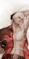 DMC-Dante by White-corner