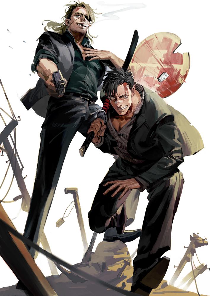 Gangsta Anime Wallpaper Iphone Top Anime Wallpaper