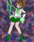PGSM Sailor Jupiter