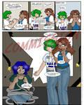 Jazmon -- Comic 1