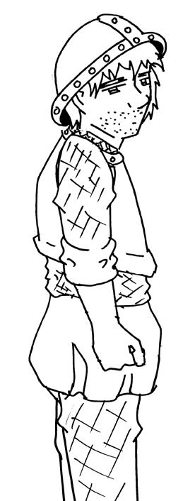 Daily Art: Nobby Nobbs
