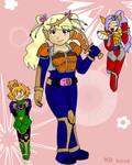 Fresh Kamen Rider