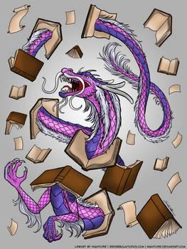 Pink Dragon Master