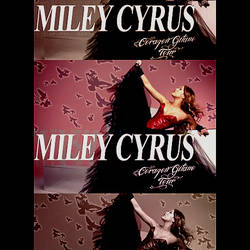 Miley Corazon Gitano Tour 2011