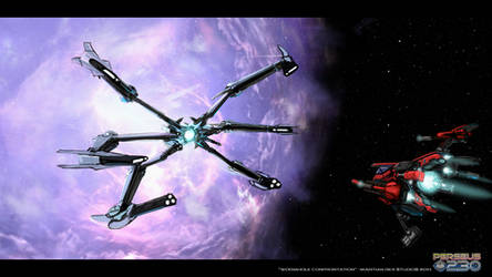 WormholeConfrontation by Galiford