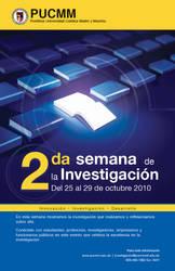 Semana de investigacion afiche by juanikitoex