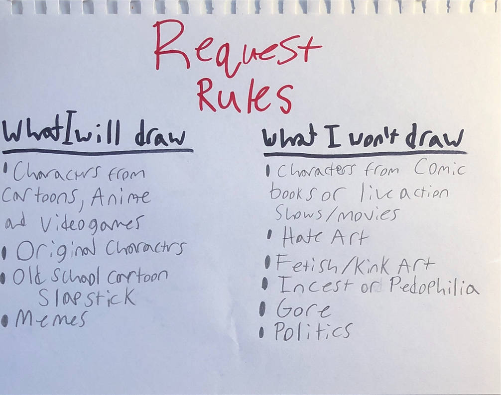 My Request Rules