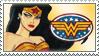 Wonder Woman Stamp by DolfD