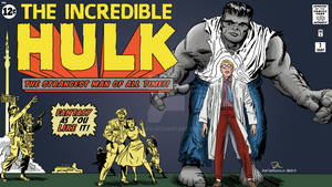 The Incredible Hulk HD Wallpaper Updated