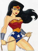 Wonder Woman by DolfD