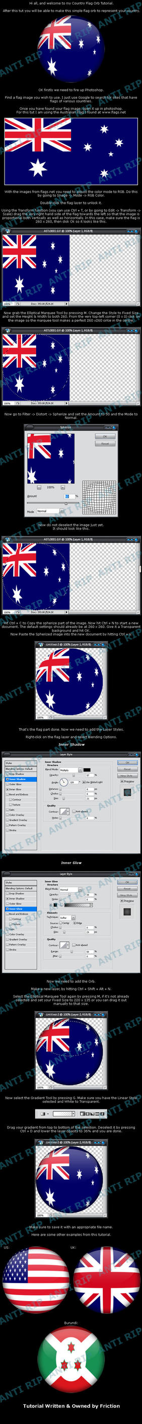 Flag Orb Tutorial by FR1C710N