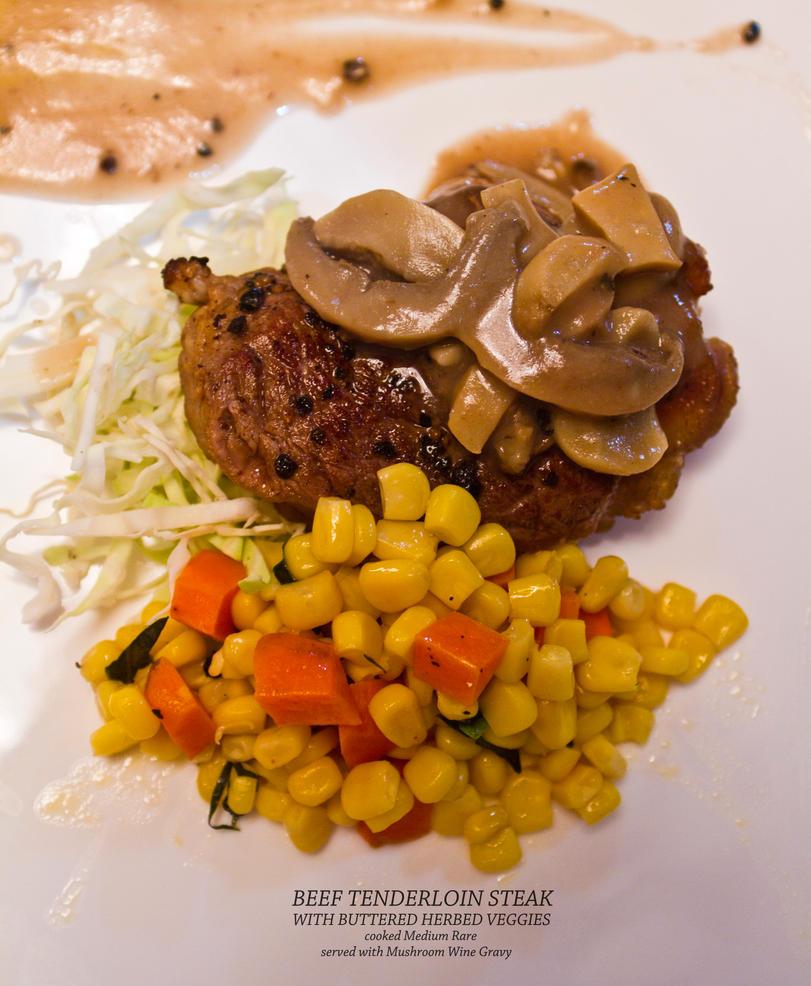Beef Tenderloin by Foodtrip