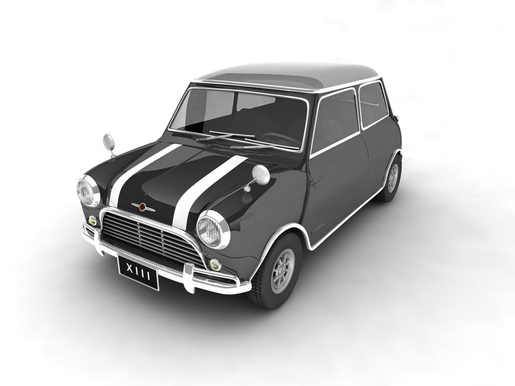 Mini Cooper by x-3