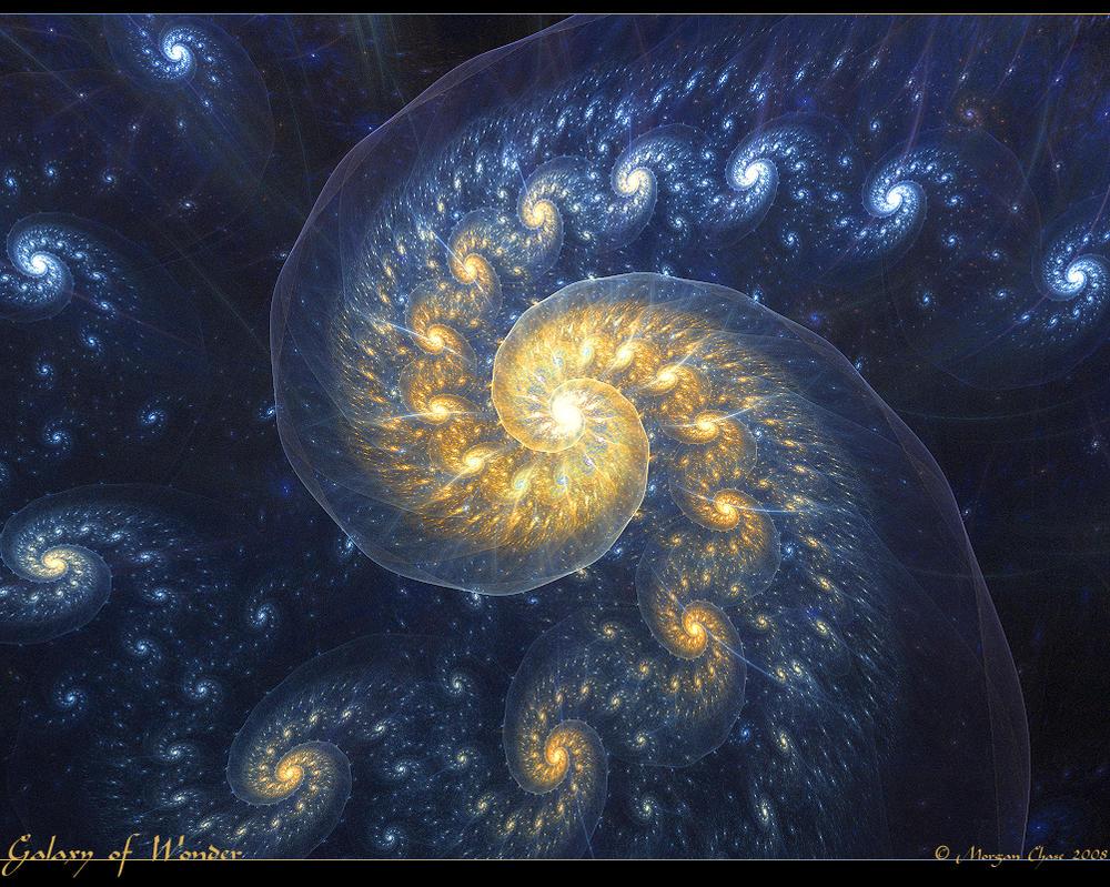Galaxy of Wonders by Alterren