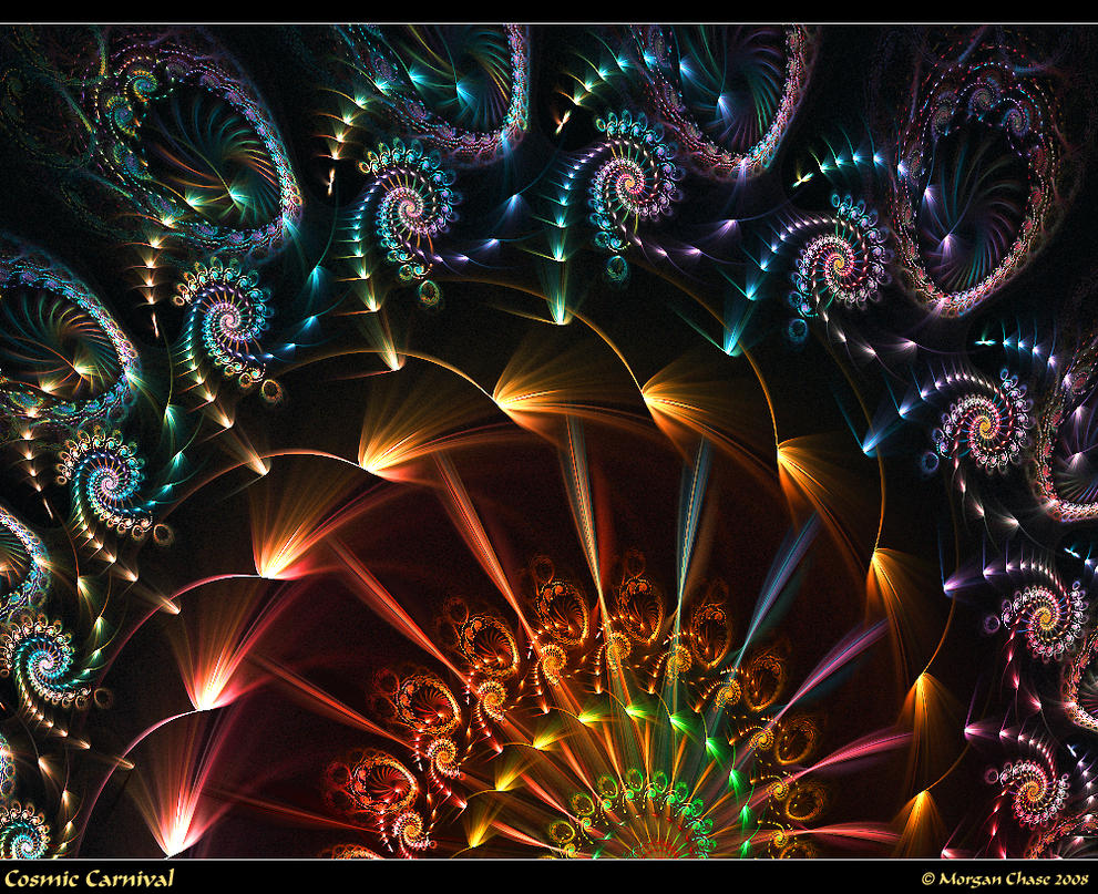 Cosmic Carnival by Alterren
