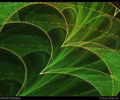 Glazed Greenery by Alterren