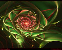 Valentine's Rose by Alterren