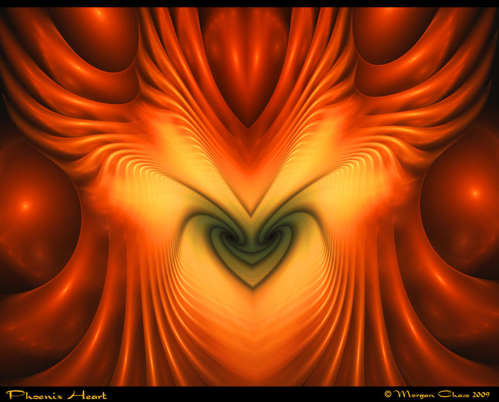 Phoenix Heart by Alterren
