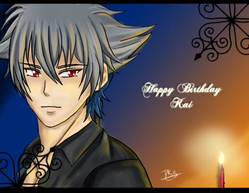 Birthday wishes by Drakenzar