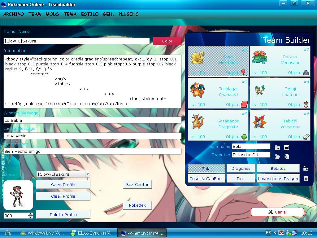 Tema pokemon online po miku y mikuo parte 2 by sapphirefionnita on