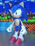 Sonic Papercraft