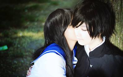 [High School Romance] innocence by SnowMochii