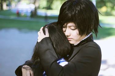 [High School Romance] Hold me gently by SnowMochii