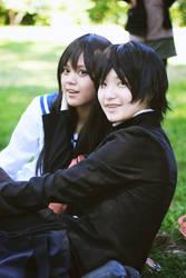 [High School Romance] Sailor Fuku + Gakuren by SnowMochii