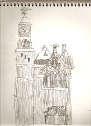 Abbot Hall by justbehappydammit