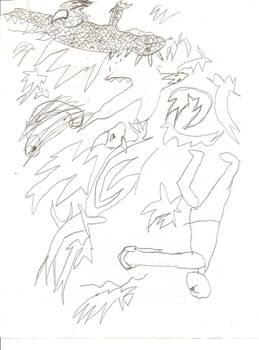 Random School Sketches 2