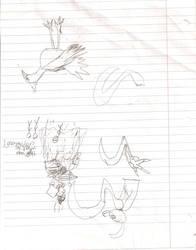 Random School Sketches 3