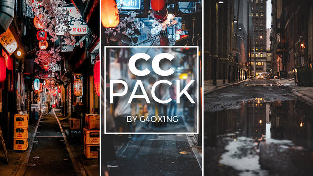 FREE CC PACK BY G4OX1NG