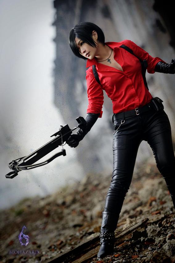Ada Wong Resident Evil 6 by PrincessRiN0a on DeviantArt