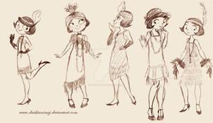 Fifi's Flapper Fashion