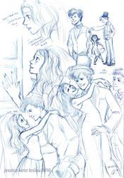 DW: Wedding Sketches