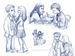 Little Rory and Amelia