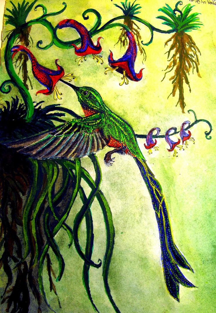 The Emerald Sylph... by HieronyusBerruecos