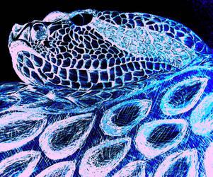 Lanza de hierro azul... by HieronyusBerruecos