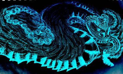 Cyanotic Rattlesnake... by HieronyusBerruecos