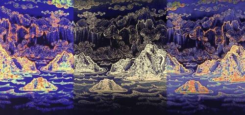 Khao Sok Triptych... by HieronyusBerruecos
